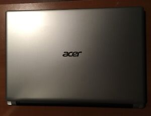 Acer Aspire V5 laptop with touch screen