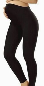 Womens Full Length Maternity Cotton Leggings Comfort Warm Pregnancy Wear