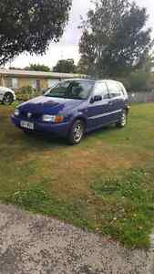 FOR SALE:VOLKSWAGEN POLO 1999 MODEL,  MANUAL Southside Gympie Area Preview