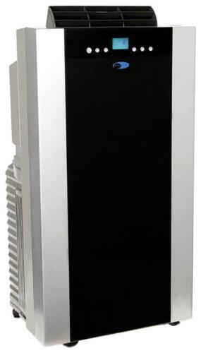 Whynter 14,000 BTU Portable Air Conditioner Platinum/Black ARC-14S