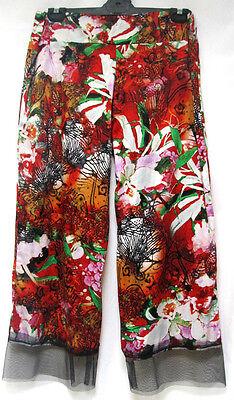 TS pants TAKING SHAPE plus sz XXS/ 12 Botanic 7/8 Pants light stretch cotton NWT