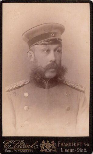 CDV+photo+Offizier+Corps+Dragoner+Regiment+Nr.+12+%2F+Graf+von+Klinckowstroem