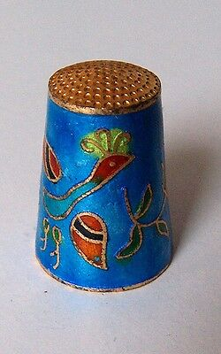 DECORATIVE THIMBLE