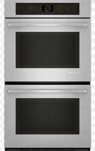 "Jenn-air double wall oven  30"""