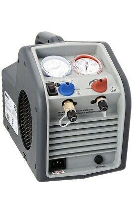 Robinair Rg3 Portable Hvac Recovery Machine Online Use One Time.