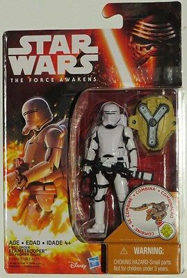 STAR WARS THE FORCE AWAKENS FLAMETROOPER