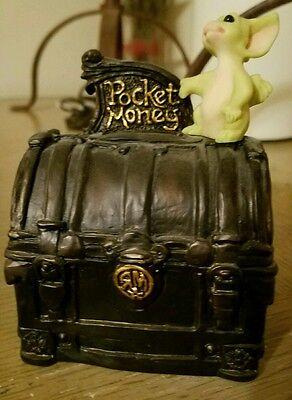 Whimsical World Of Pocket Dragons Pocket Money Real Musgrave NIB