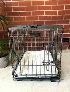 Animates Series 600 Dog Crate + Crate cover and bed Jolimont Subiaco Area Preview