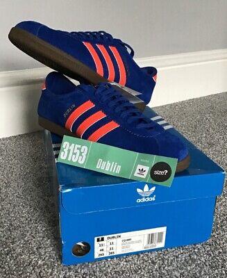 Adidas Dublin size 11 not Berlin, Paris, Athen, Manchester, Jeans, Liverpool