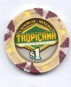 Tropicana Casino Chip
