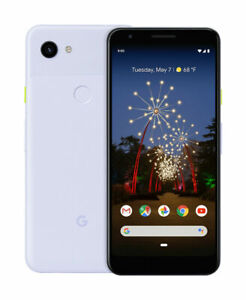 Google Pixel 3a   64 Gb   Purple Ish (Unlocked) (Single Sim) by Ebay Seller