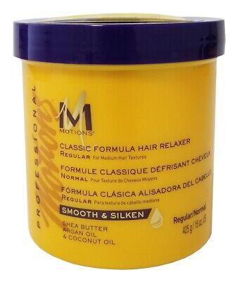 Motions Classic Formula Hair Relaxer - 15 oz (425 g) - Regular