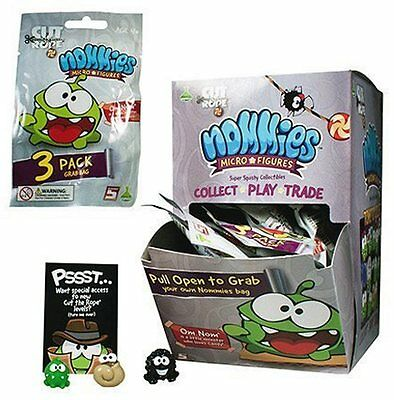 60 NEW Cut the Rope Packs Blind Bags Wholesale Toys Pocket Money Party Fete