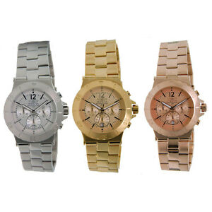 Invicta-Mens-Stainless-Steel-Chronograph-Watch-Choice-of-Three-Styles