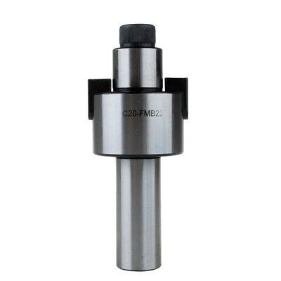 New Straight Shank C20 Fmb22 Shell Mill Arbor Face Mill Tool Holder Usa Sell
