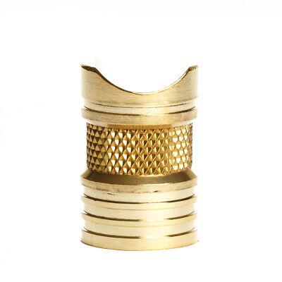 Cigar prop 24K Gold Plated - 24kt Gold Plated Brass