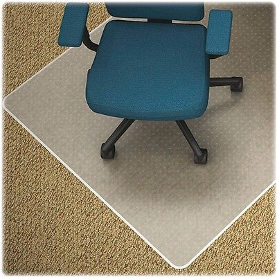Lorell Chairmat Low Pile Rectangular 46