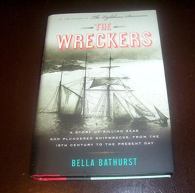 The Wreckers Shipwrecks Shipwreck Treasure Plunder Pillagers Wreck Wrecks Book