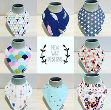 Willow & Joy - Locally made DRIBBLE BIBS and baby accessories Gungahlin Gungahlin Area Preview