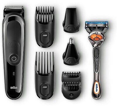 Braun Multi Grooming Kit  8-in-1 Beard / Hair Trimmer for Me