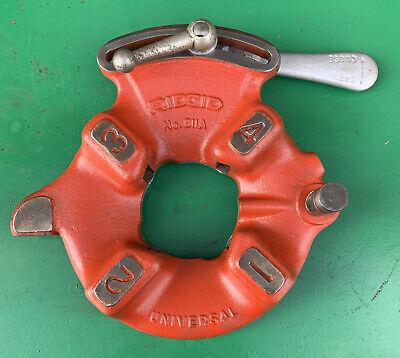 Ridgid 811a Universal Die Head 12-2 D Rigid 300 535 1822 Great Shape 11