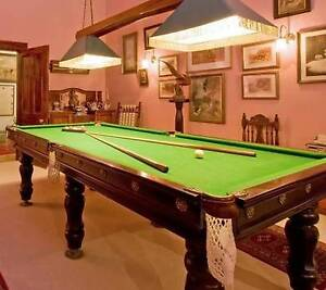SLATE BILLIARD TABLE - NEED TO SELL Dromana Mornington Peninsula Preview