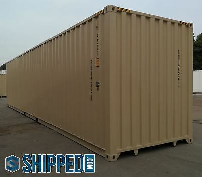 Deal 40 New High Cube Shipping Container Home Business Storage In Columbus Oh