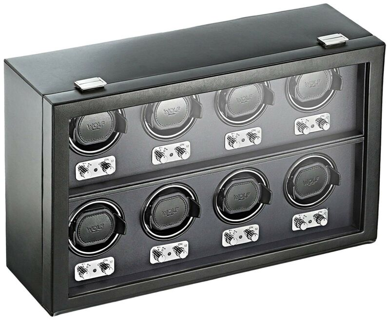 Heritage Heritage 8-Piece 2.1 Winder with Cover and Lock-In