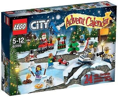 LEGO 60099 - Lego City 2015 - Calendario Avvento NUOVO - SIGILLATO - MISB - RARO
