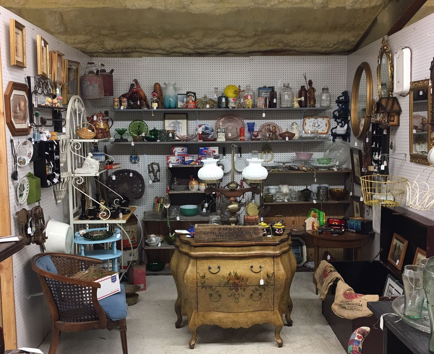 Adams family Antiquities