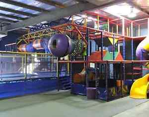 Indoor commercial playground equipment Coopers Plains Brisbane South West Preview