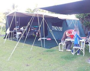 Aussie Tuff Camper Trailer Boyne Island Gladstone City Preview