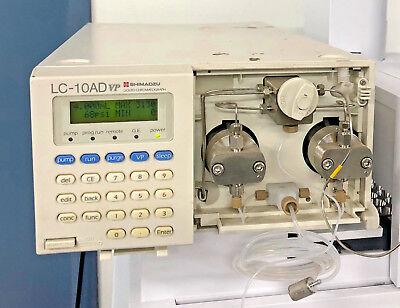 Shimadzu - Lc-10ad Vp Liquid Chromatography