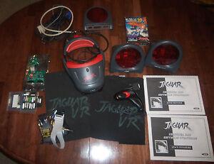Atari-Jaguar-VR-Headset-LOT-ULTRA-RARE-HOLY-GRAIL-MUST-SEE