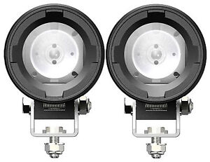 2-x-CREE-LED-MOTORBIKE-DRIVING-LIGHT-COMBO-SET-SPOT-SPREAD-BMW-TRIUMPH-SUZUKI