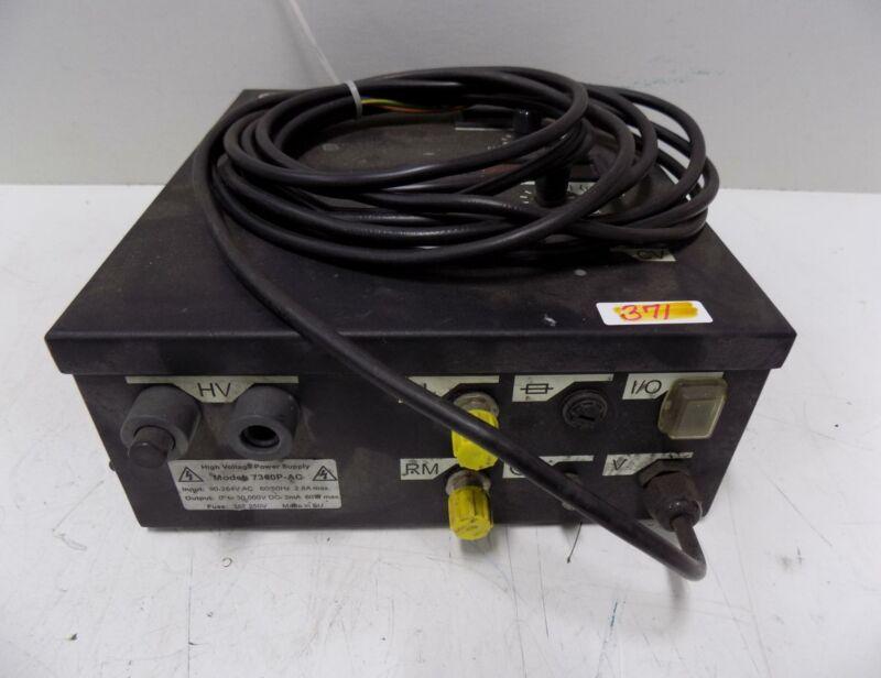 FRASER HIGH VOLTAGE POWER SUPPLY 7360P-AC
