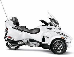 2012 Can-Am Spyder RT-S RT Limited SM5 SE5 Roadster Service Repair Manual ON CD