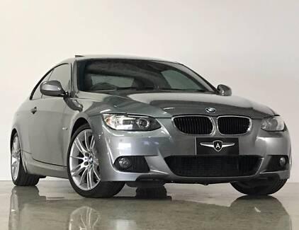 2009 BMW 320d M Sport Coupe
