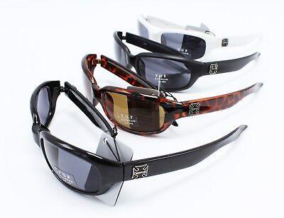 Wholesale 12 Pairs Choppers Sunglasses in Assorted Colors #575C (Black Sunglasses In Bulk)