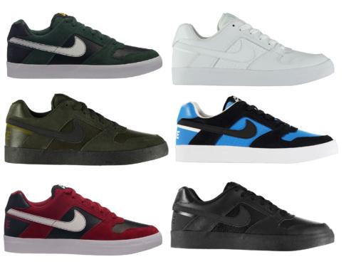 Nike SB Delta Force Herren Skateschuhe Skaterschuhe Skate Schuhe Turnschuhe 123