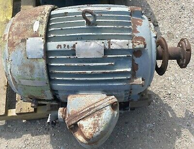 40 Hp Horizontal Electric Motor