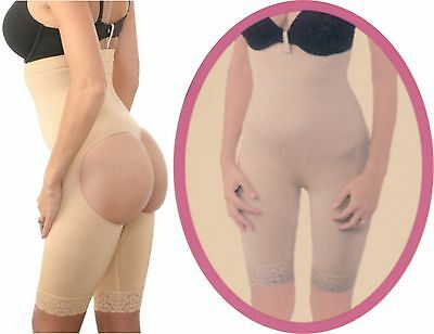 Booty Tummy High Waist Butt Lifter Booster Seamless Body Girdle Shaper Cincher