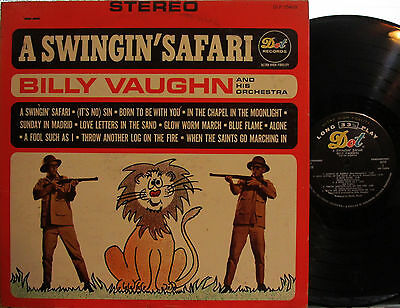 Billy Vaughn - A Swingin' Safari (Dot 25458)