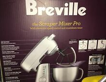 BREVILLE scraper mixer pro price BEM 800 Berala Auburn Area Preview