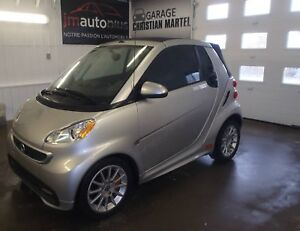 SMART FORTWO 2013 cabriolet