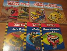 Tonka and Tough Trucks books Park Ridge South Logan Area Preview