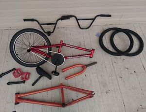 Free Agent, DK BMX Parts for SALE