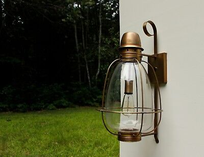 Heritage Outdoor Wall Mount Lantern (Copper Outdoor Wall Mount)