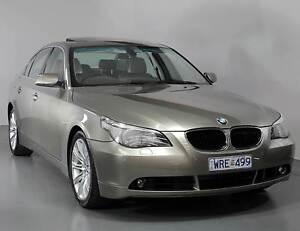2004 BMW E60 525I Sedan Maidstone Maribyrnong Area Preview