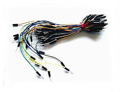Solderless Breadboard Jumper Cable Wire Kit Qty 65